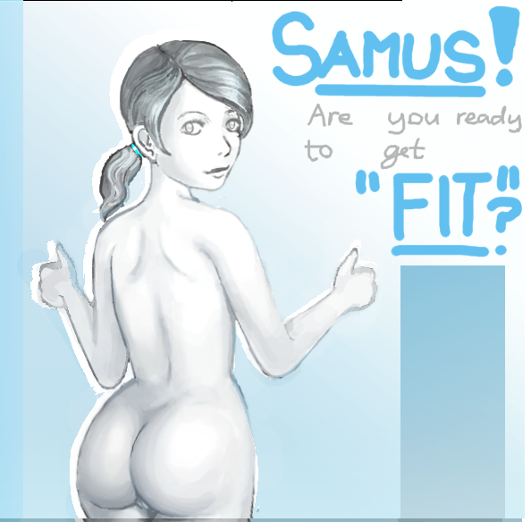 nintendo nude wii wii_fit wii_fit_trainer