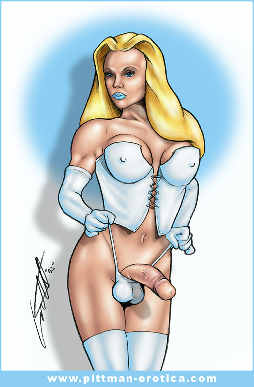 emma_frost futanari marvel white_queen x-men