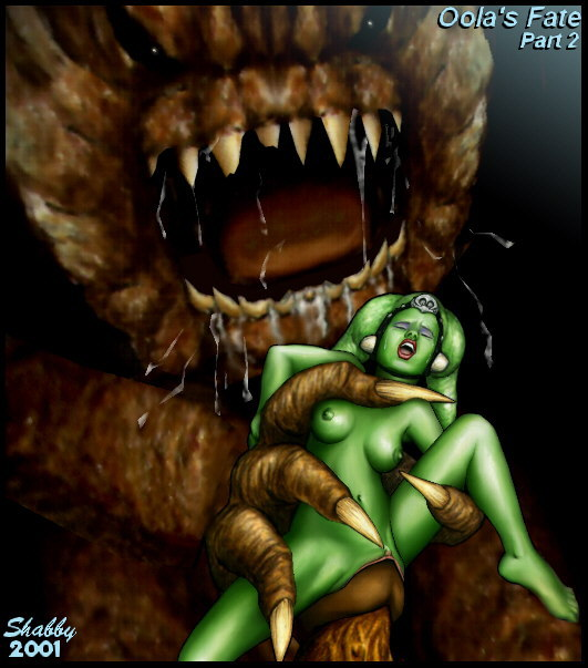 2001 green_skin oola rancor return_of_the_jedi shabby_blue star_wars twi'lek twi'lek
