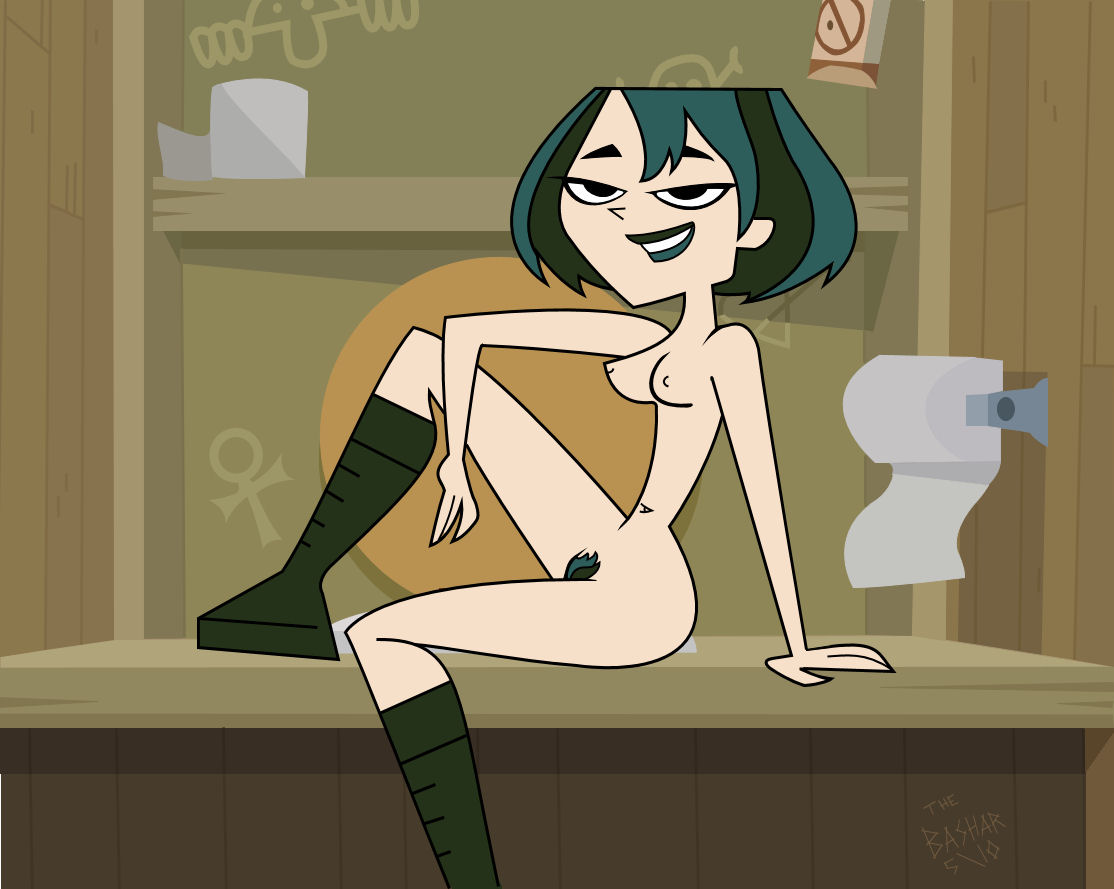 Young naked girls from total drama tour interracial