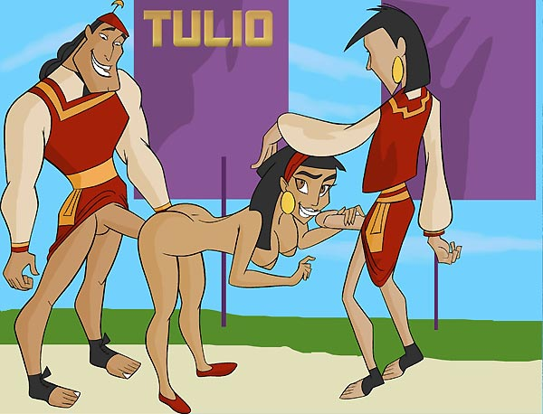 disney kronk kuzco malina the_emperor's_new_groove the_emperor's_new_school the_emperor's_new_groove tulio