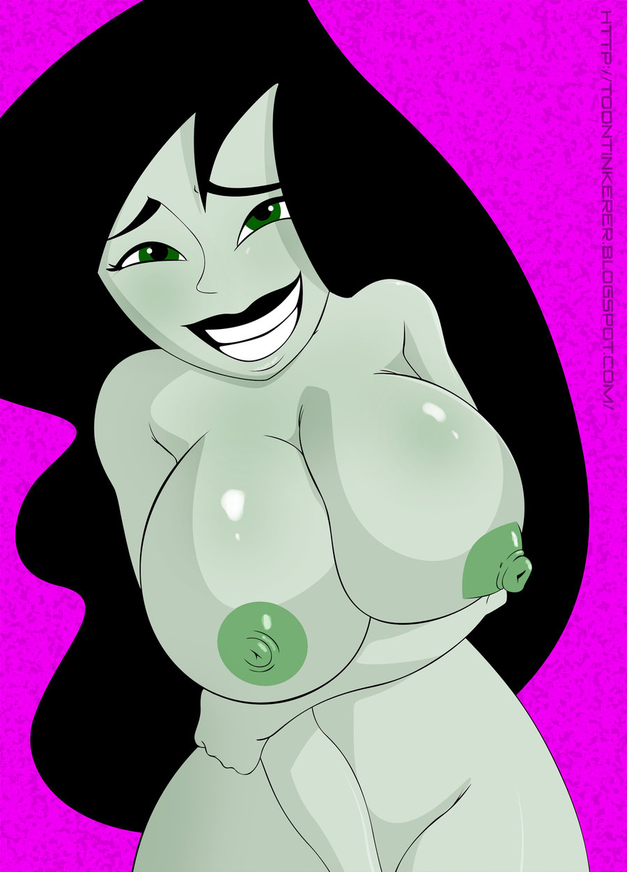kim_possible shego tagme toontinkerer