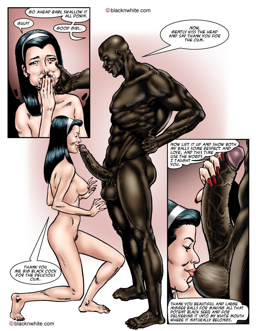 blacknwhite comic dark-skinned_male group_sex interracial sex_and_the_city tagme