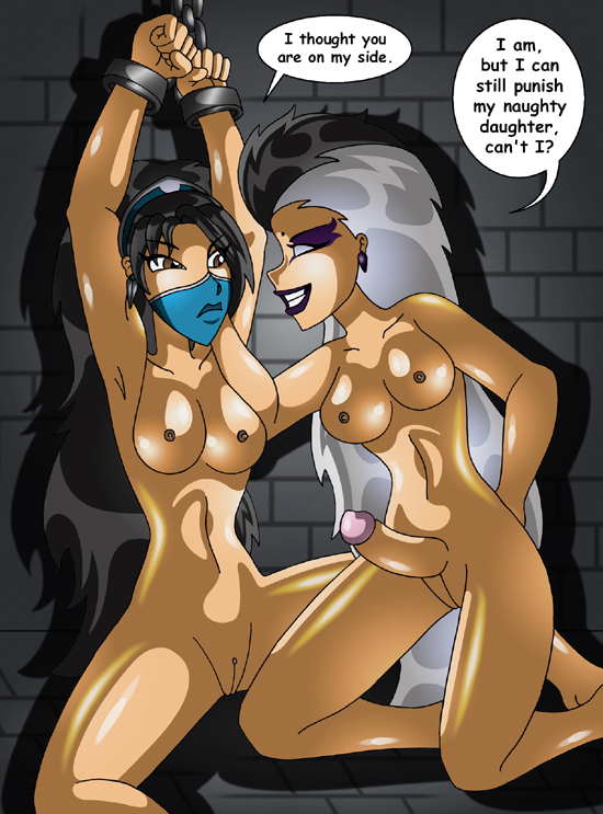 futa_on_female futanari kitana mortal_kombat sindel x^j^kny