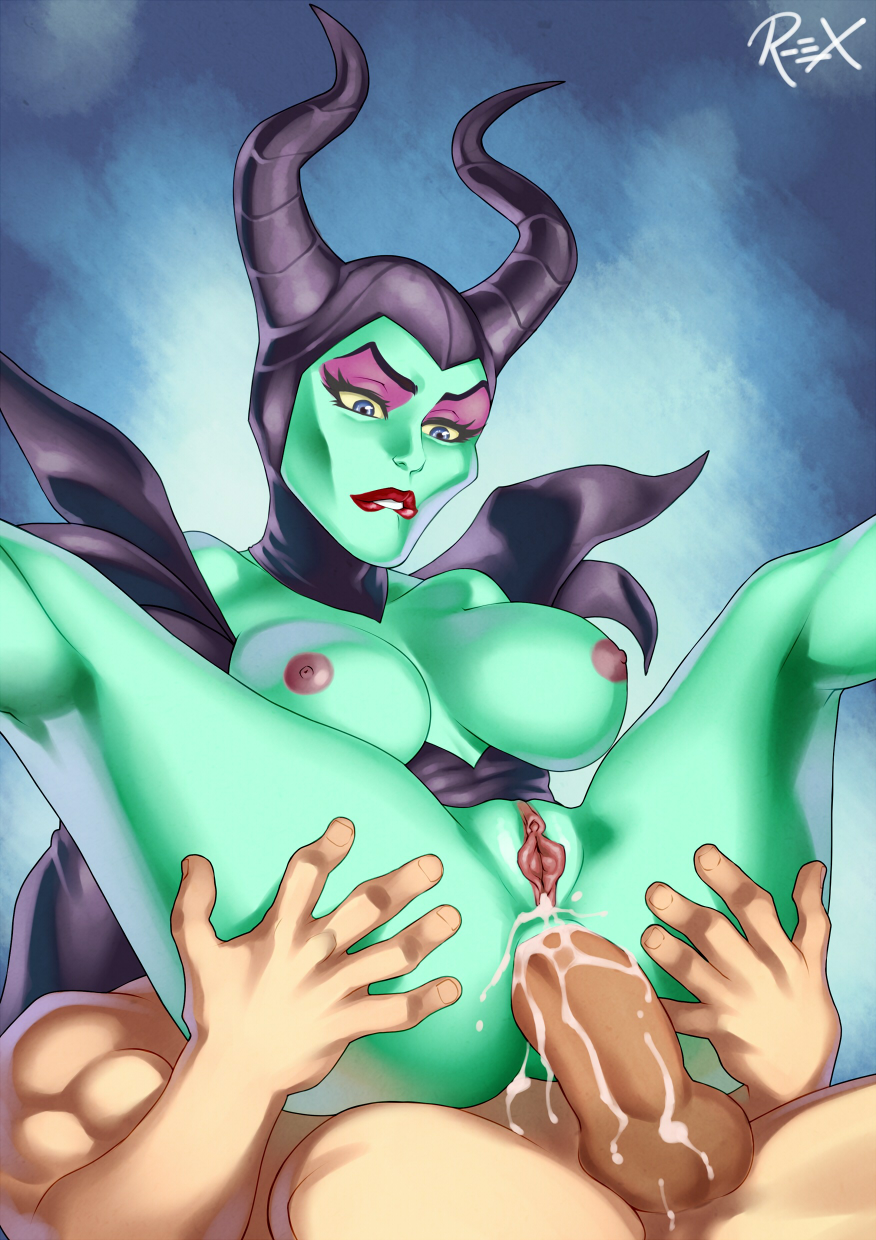 Rule 34 - Anal Breasts Disney Female Green Skin Male -1008