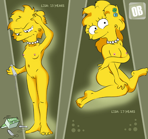 rule 34 lisa simpson