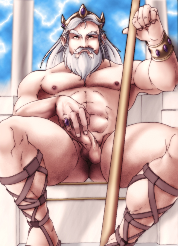 greek god porn Zeus