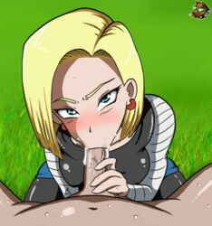 :>= android_18 animated aryan bimbo blonde_hair blue_eyes cum dbz dragon_ball dragon_ball_z fellatio female gmeen hair hoop_earrings human male milf oral straight rating:Explicit score:166 user:StormPlayBall