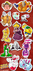 all_fours anthro anus areolae ass bald bandaid beige_skin bent_over black_eyes black_skin blonde_hair blush boo_(mario) boots breasts clothed clothes crown dress english_text erection eyewear female footwear futanari gaper_mario ghost goomba goombella green_skin grey_skin half-dressed happy hat headgear human intersex koopa kooper koopie_koo koops lady_bow lahla legs_up letter lizard long_hair looking_at_viewer looking_back lying male mouse ms_mowz nintendo nipples number on_back on_front open_mouth orange_skin paper_mario parakarry peeka penis petuni pink_hair pink_nipples pink_penis pink_sin plain_background ponytail pose presenting princess princess_peach puni punio purple_skin pussy red_background red_hair reptile rodent royalty scalie shadman shadow_peach shell shiny shoes short_hair shorts sibling sitting size_difference smile spirit spread_legs spread_pussy spreading standing super_mario_bros. teeth testicles text thong tied_hair tongue tongue_out turtle twins uncut underwear vivian white_eyes white_fur white_penis white_skin wings yellow_penis yellow_skin yoshi rating:Explicit score:20 user:bot