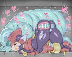 big_butt femboy girly mega_man mega_man_zero small_penis zero ziz  rating:explicit score:9 user:eufro