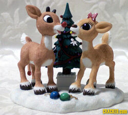 clarice rudolph rudolph_the_red-nosed_reindeer tagme