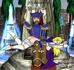 daelin_proudmoore human jaina_proudmoore quasi99 world_of_warcraft