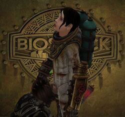 bioshock bioshock_2 eleanor_lamb gears_of_war gears_of_war_3 samantha_byrne xnalara