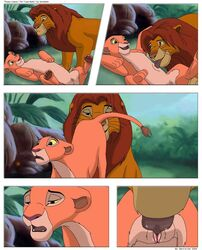 disney female incest kiara male sex simba the_lion_king vendetta