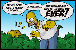 ekuhvielle homer_simpson tagme the_simpsons