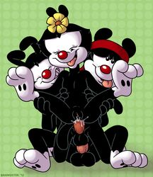 animaniacs brainsister dot_warner tagme wakko_warner yakko_warner