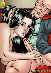dc leandro_comics lex_luthor lois_lane superman_(series)