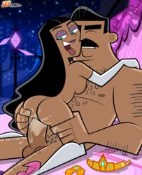 animated danny_phantom dlt jab paulina paulina's_dad