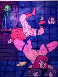daphne_blake doc_icenogle hanna_barbera scooby-doo uncensored velma_dinkley