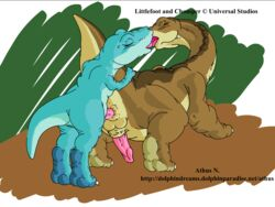 athus chomper land_before_time littlefoot tagme