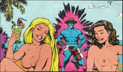 excalibur marvel meggan nightcrawler shadowcat x-men
