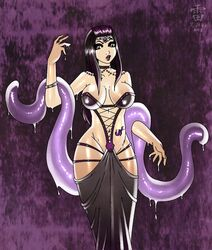 breasts cuteemmy emmy female large_breasts slaanesh tagme warhammer warhammer_40k