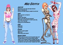 blackheart242 family_guy lois_griffin meg_griffin tagme