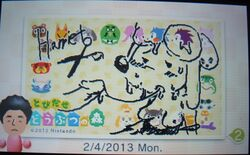 3ds animal_crossing badly_drawn chombie color female harriet_(animal_crossing) mess nintendo nintendo_3ds sketch swapnote tagme
