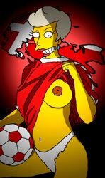 claudia-r lindsey_naegle tagme the_simpsons