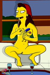 claudia-r marge_simpson ruth_powers tagme the_simpsons