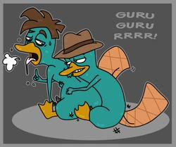 doofapus dr_heinz_doofenshmirtz perry_the_platypus phineas_and_ferb tagme