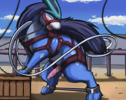 bondage male pokemon suicune tagme