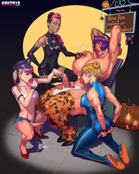 androgynous ass breasts bulge capcom chun-li cleavage cosplay costume cum dickgirl dmitrys emily_(dmitrys) erection final_fight girly huge_breasts huge_penis lactation male milking newhalf nude nurse nurse_cap peach_(dmitrys) penis_under_clothes poison sasha_(dmitrys) scarlett_(dmitrys) shemale small_breasts street_fighter thick_thighs transgender trap urethral_fingering urethral_penetration wide_hips