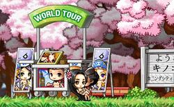 2girls animated maple_admin maplestory rpgkid