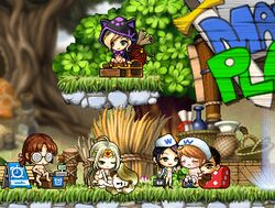 animated maple_admin maplestory rpgkid sprites