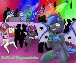 bat_pony cutie_mark dj equine friendship_is_magic horn mammal my_little_pony party piercing rave sex unicorn vinyl_scratch_(mlp) wings