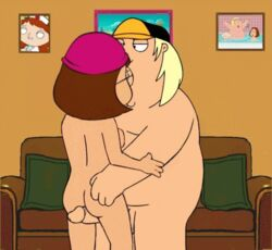 ass big_penis brian_griffin chainmale chris_griffin dat_ass family_guy huge_cock incest meg_griffin penis stewie_griffin