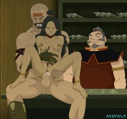 anal anaxus avatar_the_last_airbender combustion_man cum female human katara male nude pussy rape straight tagme