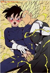 clothed_sex dragon_ball gohan vaginal_penetration videl