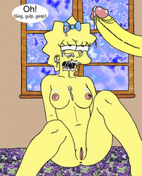 bart_simpson incest maggie_simpson sbb the_simpsons