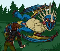 claws dragon female hiccup how_to_train_your_dragon pussy tagme