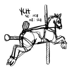 ass bondage bondage bound bridle carousel cheap equine forced horse mammal pony pussy rape ych