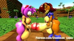 2girls amy_rose animated big_balls big_boobs cuminflation expansion futanari huge_balls huge_cock hyper hyper_balls hyper_breasts hyper_cock hyper_testicles large_insertion sally_acorn shemale shocking_(artist) sonic_(series) tagme testicle_inflation urethral urethral_insertion webm