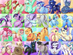 alicorn amber_eyes anus applejack_(mlp) ass black_hair blonde_hair blue_eyes blue_hair blush bonbon_(mlp) candy_apple_(mlp) changelng cloud_chaser_(mlp) colgate_(mlp) crown cutie_mark derpy_hooves dildo earth_pony equine eyewear fearingfun feathered_wings feathers female feral flitter_(mlp) fluttershy_(mlp) friendship_is_magic glasses green_eyes green_hair hair_over_eyes hat horn horse insect_wings looking_back lyra_heartstrings_(mlp) mammal mayor_mare_(mlp) multicolored_hair my_little_pony night_glider_(mlp) octavia_(mlp) one_eye_closed pegasus pink_hair pinkie_pie_(mlp) pony pose presenting presenting_hindquarters princess_celestia_(mlp) princess_luna_(mlp) puffy_anus purple_eyes purple_hair pussy queen_chrysalis_(mlp) rainbow_dash_(mlp) rainbow_hair raised_tail rarity_(mlp) red_eyes red_hair sex_toy smile spread_legs spreading starlight_glimmer sunset_shimmer tree_hugger_(mlp) trixie_(mlp) twilight_sparkle_(mlp) two_tone_hair unicorn wings yellow_eyes