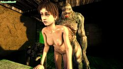 1girl 3d animal_genitalia animated areolae biohazard blue_eyes bouncing_ass bouncing_breasts breasts brown_hair bubble_butt capcom couple curvy dat_ass duo erect_nipples female horsecock interspecies moaning nude on_table open_mouth pounding pov precum princealbertv pussy_juice rebecca_chambers resident_evil sex short_hair sound source_filmmaker standing vagina vaginal_penetration video_games voluptuous webm wet wide_hips