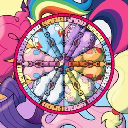 animal_genitalia animal_penis anus applejack_(mlp) ass cutie_mark earth_pony equine fluttershy_(mlp) friendship_is_magic horse intersex mammal my_little_pony penis pinkie_pie_(mlp) pony pussy rainbow_dash_(mlp) rarity_(mlp) squirrelpony twilight_sparkle_(mlp)