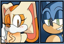 big_penis cloudz cock_sucking cream_the_rabbit dreamcastzx1 female hedgehog huge_cock lagomorph male mammal penis rabbit sonic_(series) sonic_the_hedgehog