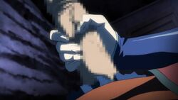 1boy 1girl animated ass assertive bed breasts censored cleavage collaboration_works cum cum_explosion cumdrip cute_fang demon_girl detached_sleeves ejaculation erect_nipples erection female garter_belt girl_on_top handjob horns huge_ass huge_breasts indoors kyonyuu_fantasy laying licking licking_lips nipples orgasm paizuri penis pointy_ears red_hair ryuuto_henge shamsiel sideboob solo_focus sound split_screen subtitled succubus tail thighhighs waffle webm wings yellow_eyes