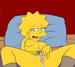 croc_(artist) lisa_simpson tagme the_simpsons