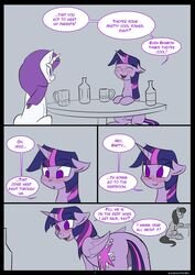 alicorn comic english_text equine friendship_is_magic horn horse kanashiipanda mammal my_little_pony pony pussy rarity_(mlp) text twilight_sparkle_(mlp) unicorn wings